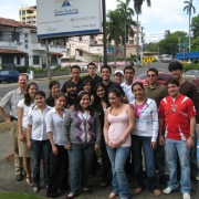 Teaching in Panama 2009