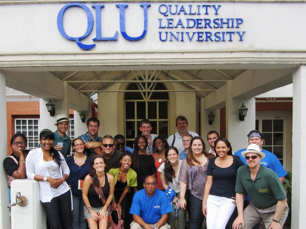 Stevenson University Group Tour